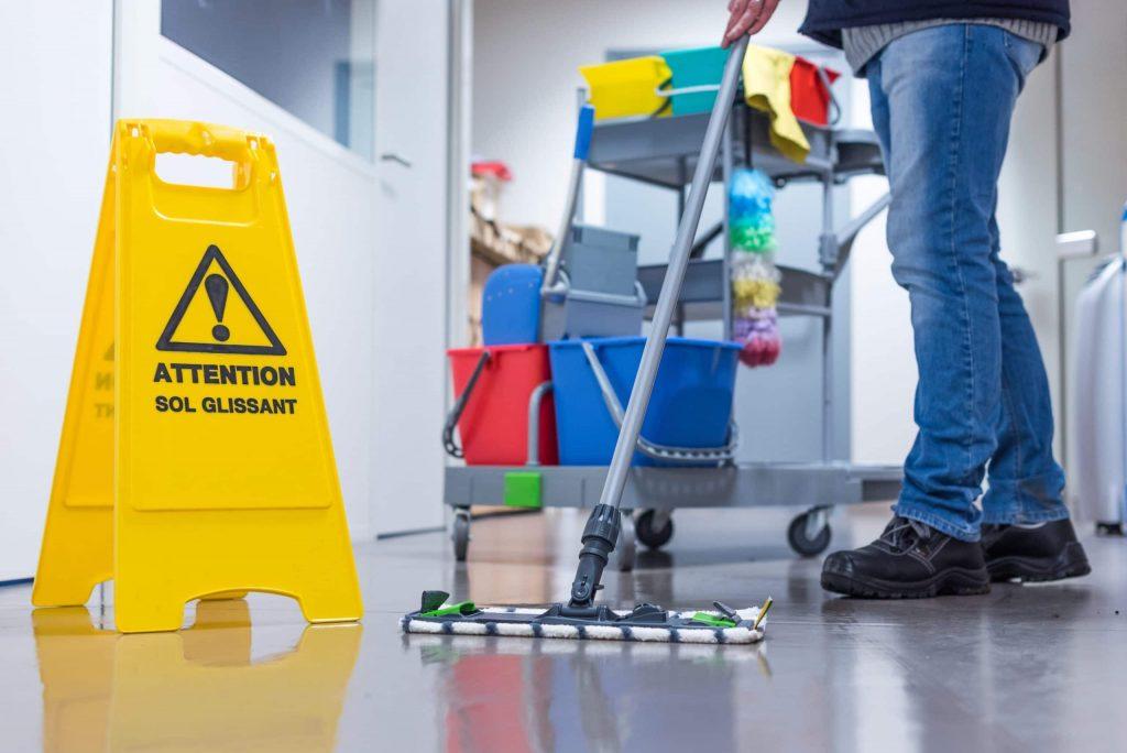 Nettoyage des bureaux et sanitaire entreprise - Multis 36