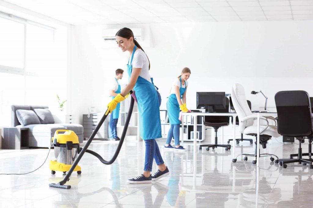 Nettoyage des bureaux et sanitaire entreprise - Quells sont les tâches à réaliser - Multis 36