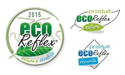 Éco Reflex label - Multis nettoyage écologique