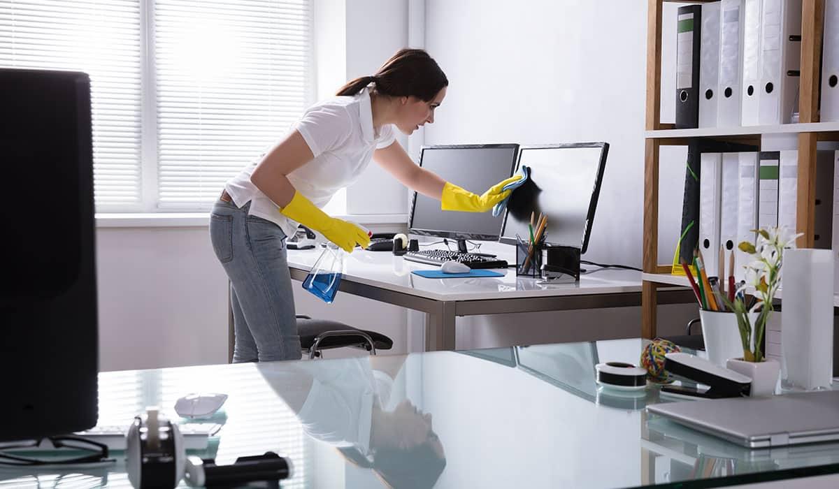 Nettoyage de bureaux professionnels - Multis 36