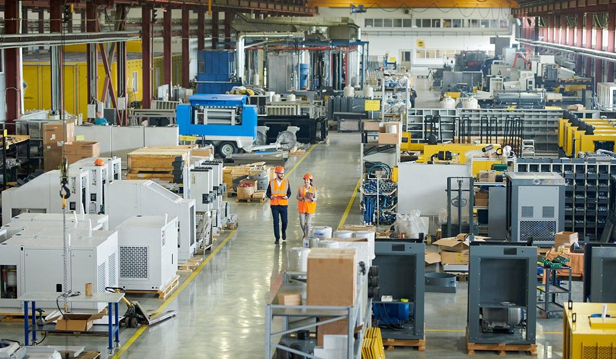 Nettoyage industriel, entrepôts et usines - multis 36