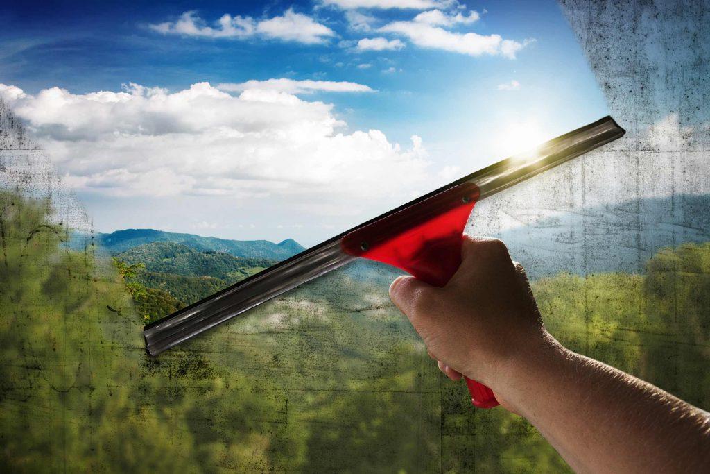 Nettoyage écologique et nettoyage des vitres - Multis 36