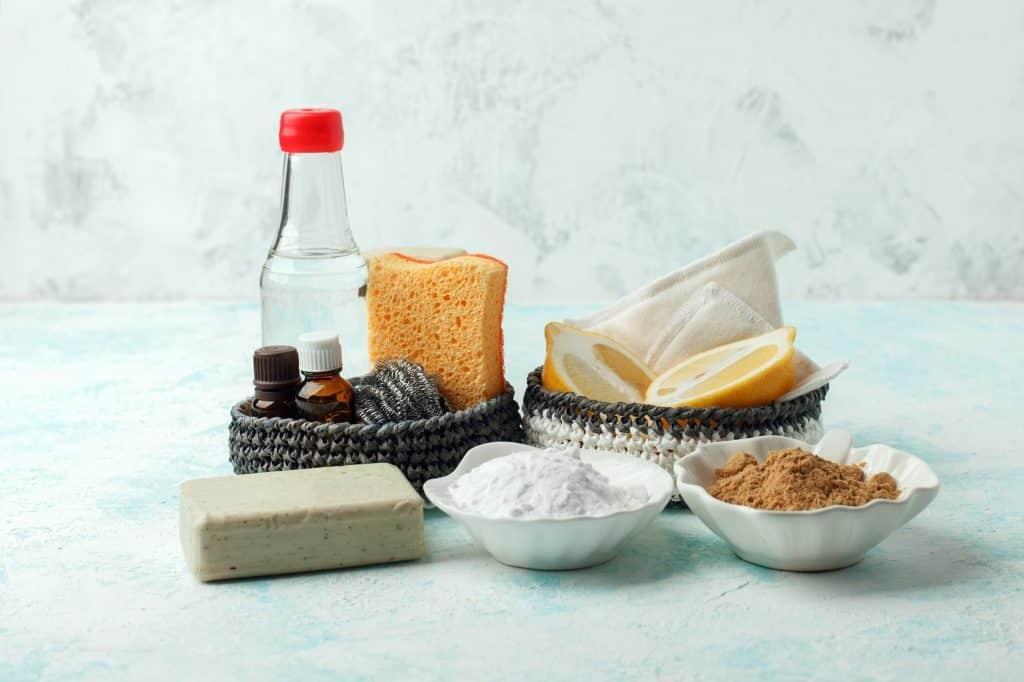 Nettoyage écologique : les produits naturels pour toute la maison - Multis 36
