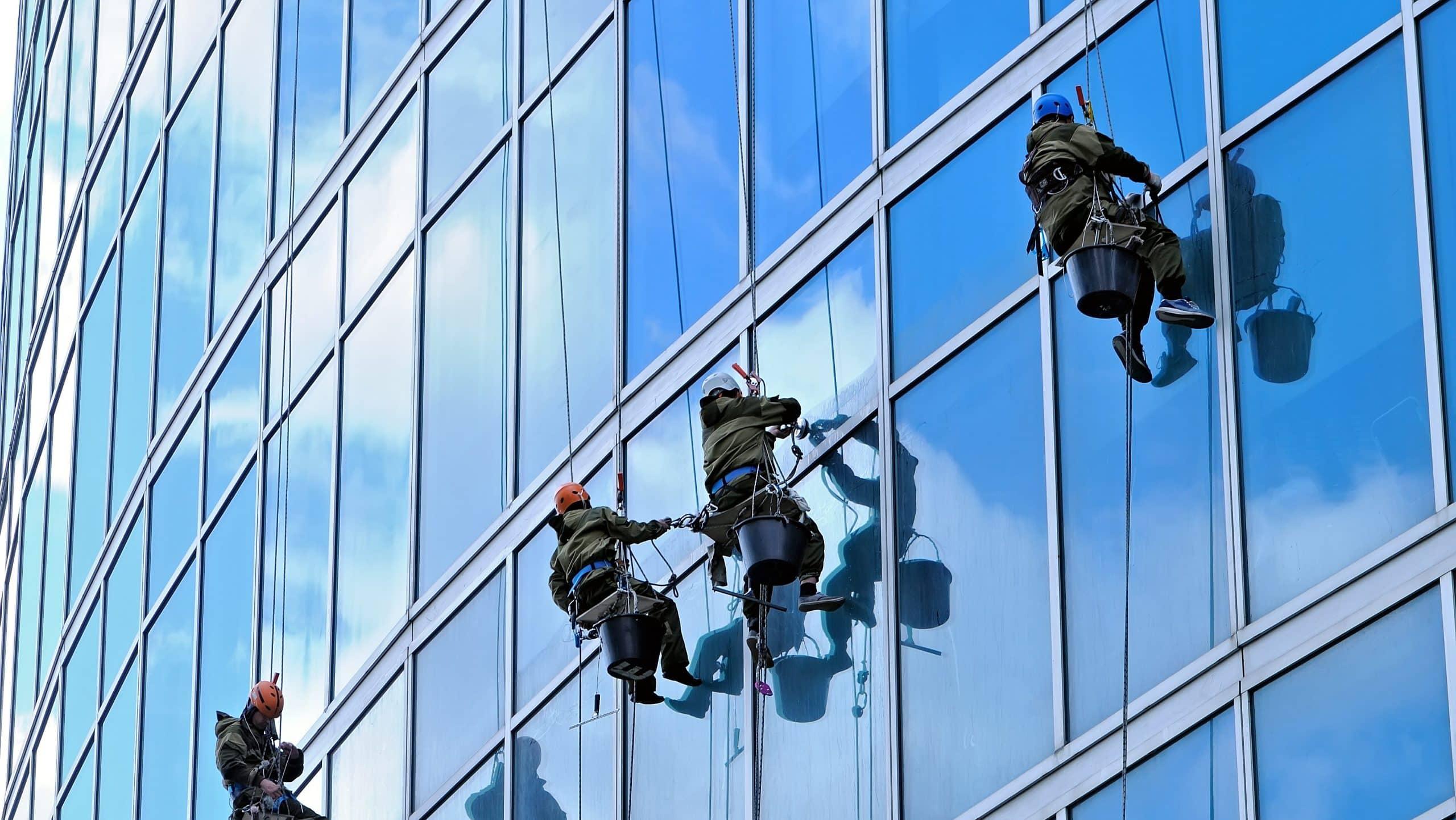 Nettoyage des vitres Multis36