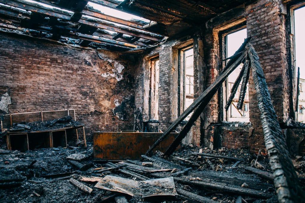 Remise en état après sinistre incendie - Multis 36