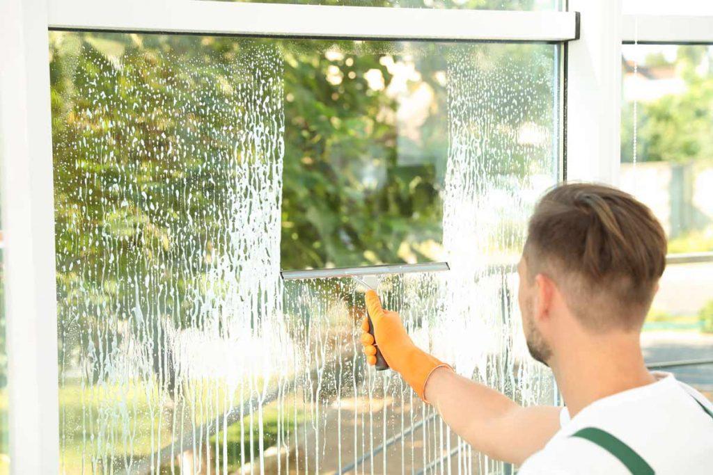 Nettoyage des vitres et surfaces vitrée - Multis 36