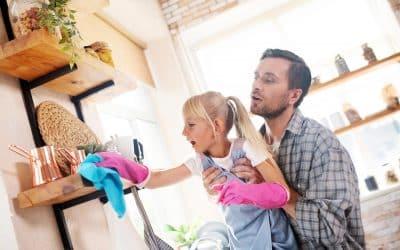 Nettoyage écologique en 5 points : en finir avec les produits dangereux.